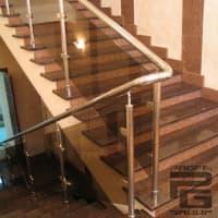 Лестницы под ключ в Казани